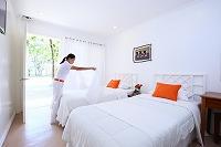 ◆◆フィリピン航空 直行便で行く◆◆ 白を基調としたダイバーに人気のホテル♪ プレミアム・アイランド・リゾート・セブ島〜心の底から癒される楽園〜パシフィックセブリゾート[スタンダードルーム]指定