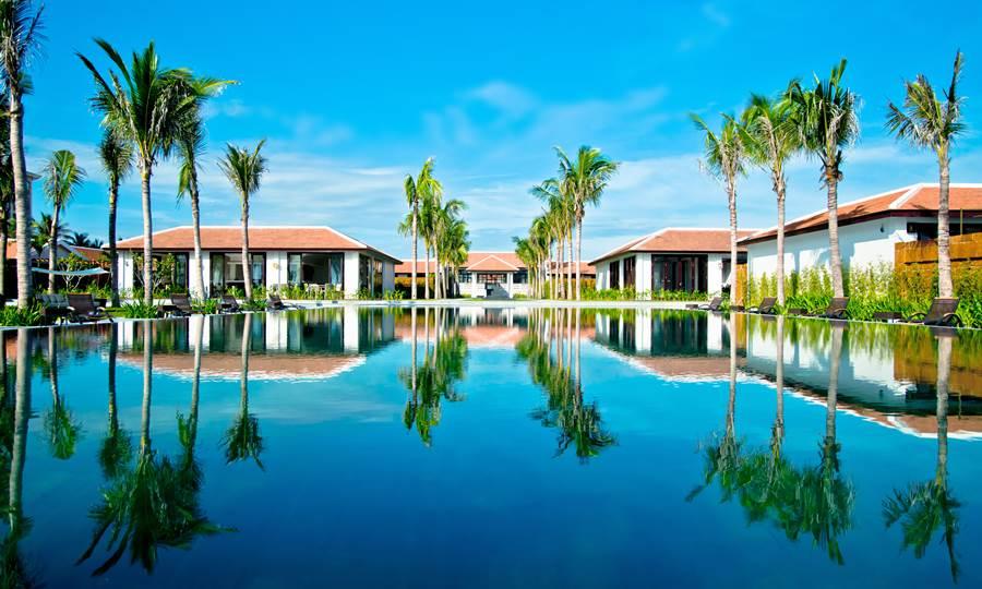 アジアの激アツなリゾートのビーチはダナンのホテル