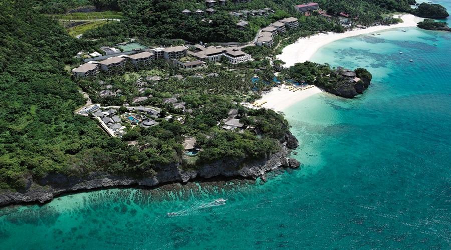 【ボラカイ島】 シャングリラボラカイアイランドリゾート