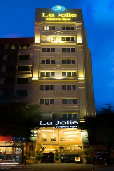 ラ ジョリー ホテル&スパ