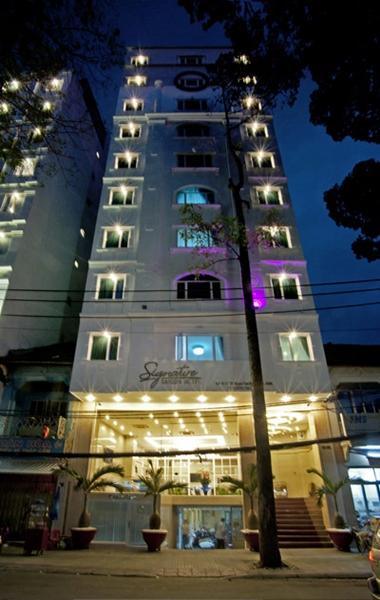 シグネチャーサイゴンホテル