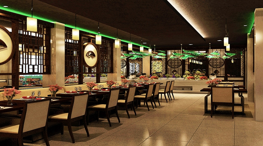 【Sattvic Fine Dining Restaurant】 イメージ
