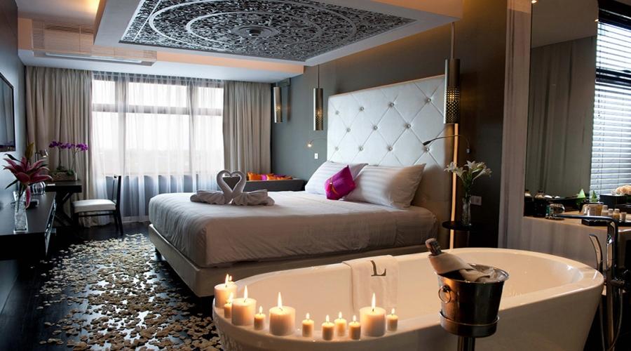 【客室/the luxe suite】 イメージ