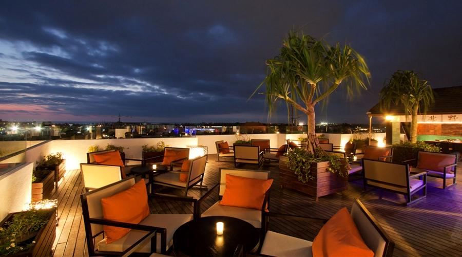 【レストラン/luna roof bar】  イメージ