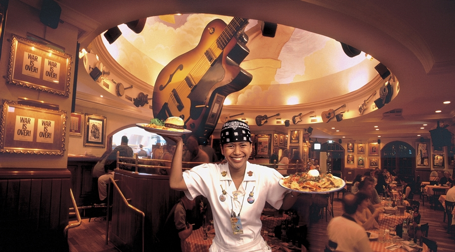 Hard Rock Cafe【イメージ】